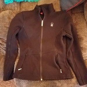 Black Spyder Jacket